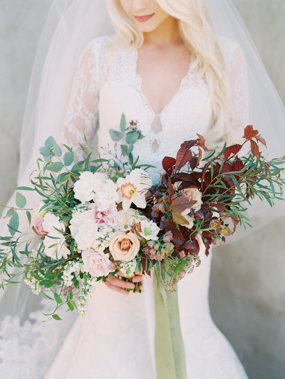A Rustic, Refined Elopement | Featured on Wedding Sparrow San Juan Capistrano, CA