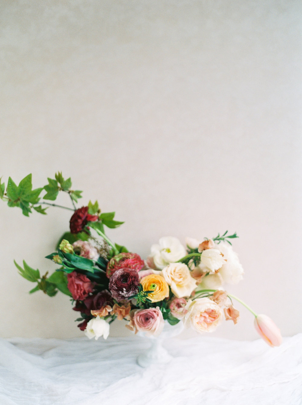 Romantic Fine Art Wedding Inspiration    Pasadena, CA