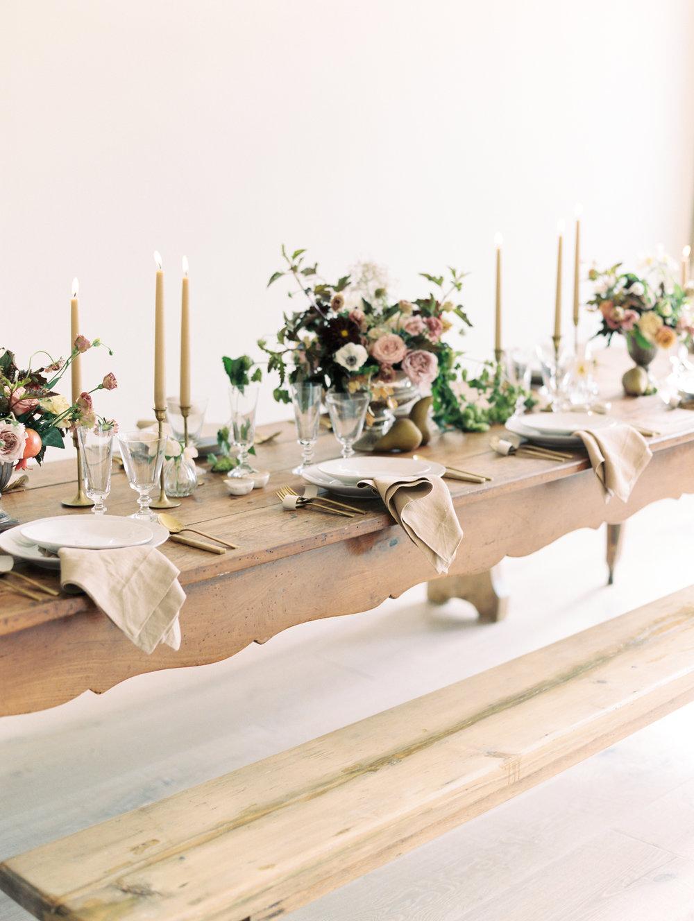 Elegant Provençal Elopement  |  Featured on Style Me Pretty   Rancho Santa Fe, CA