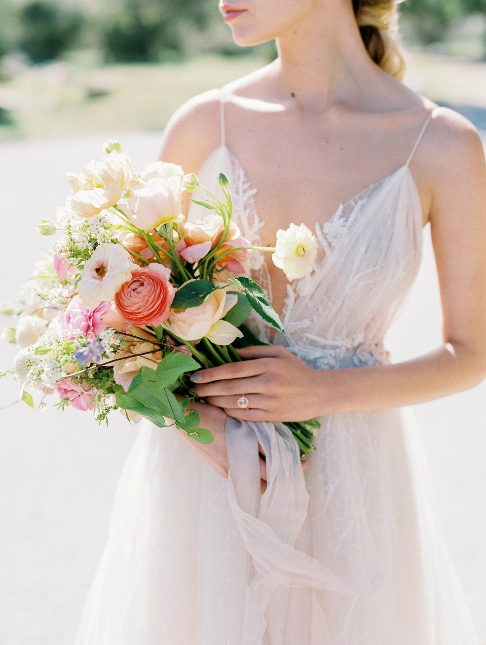 Bridal Bouquet Wedding Flowers Finding Flora Fine Art California