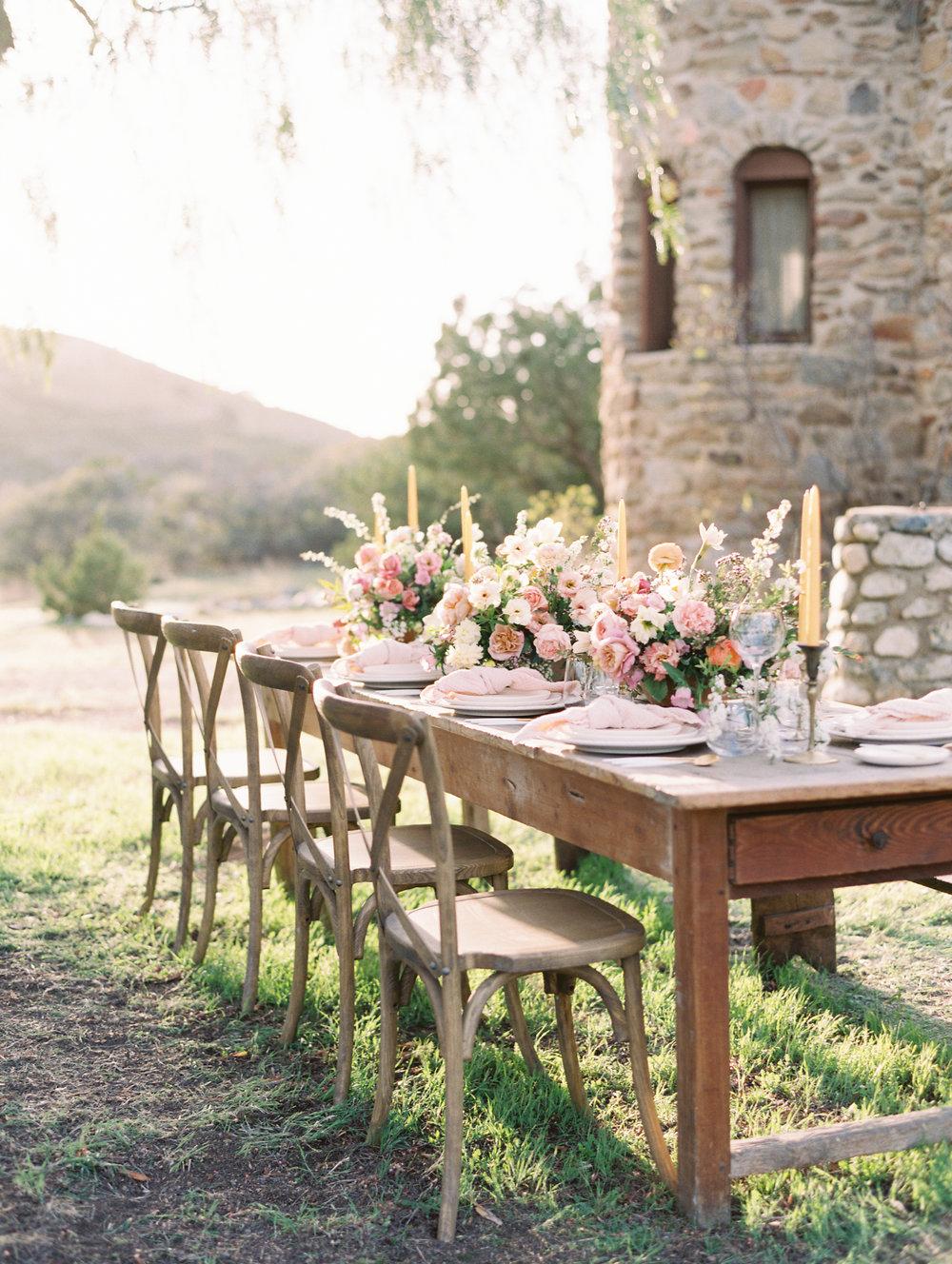 Reception Table Flowers Finding Flora Fine Art Florist Utah