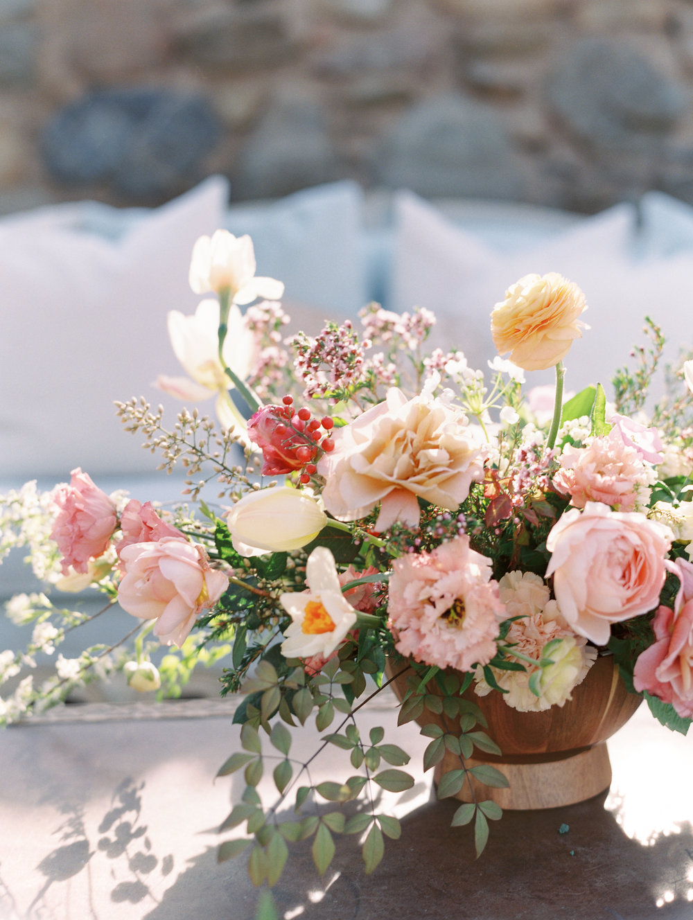 Wedding Centerpiece Finding Flora Florals St. George Utah California