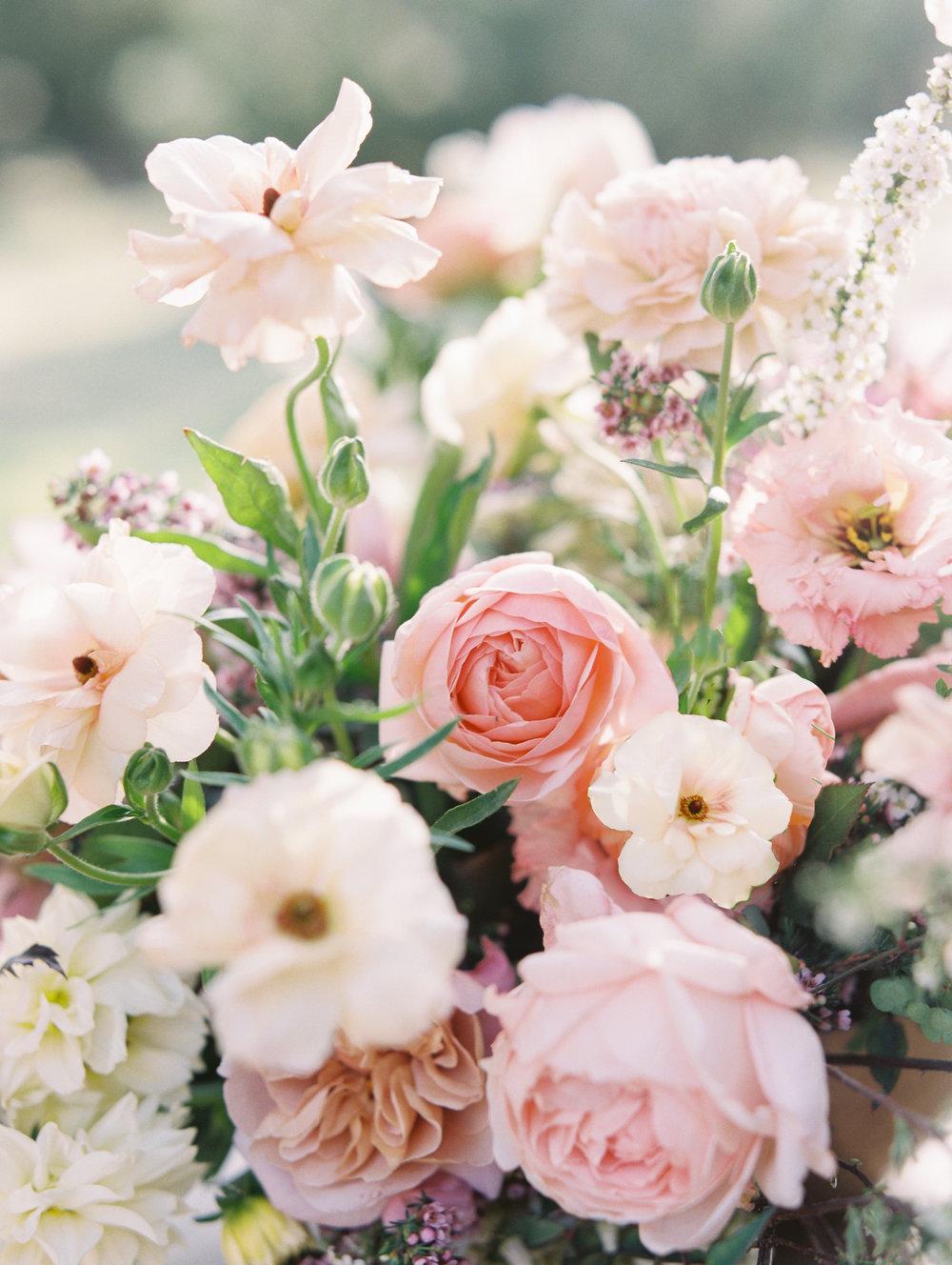 Spring Flowers Bouquet Finding Flora Centerpiece California