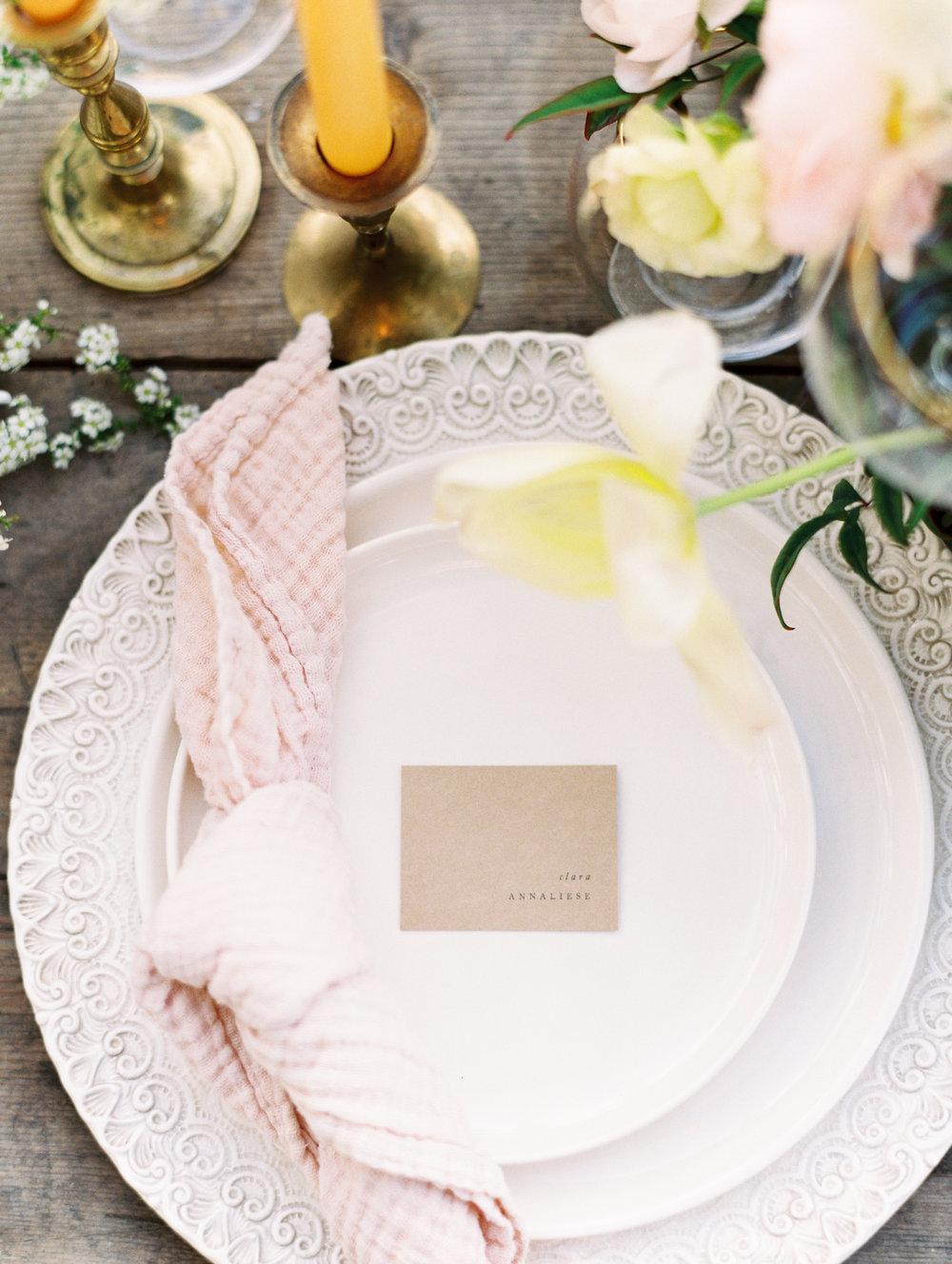 Wedding Details Finding Flora