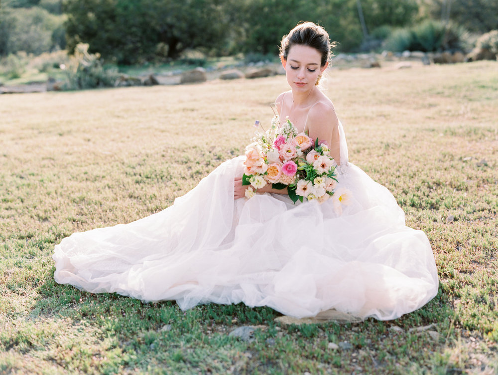 Beautiful Bridal Bouquets by Finding Flora