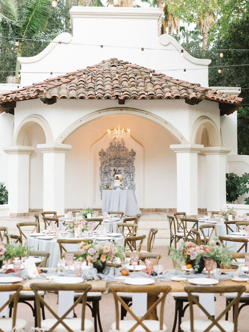 Rancho Las Lomas Wedding by Finding Flora
