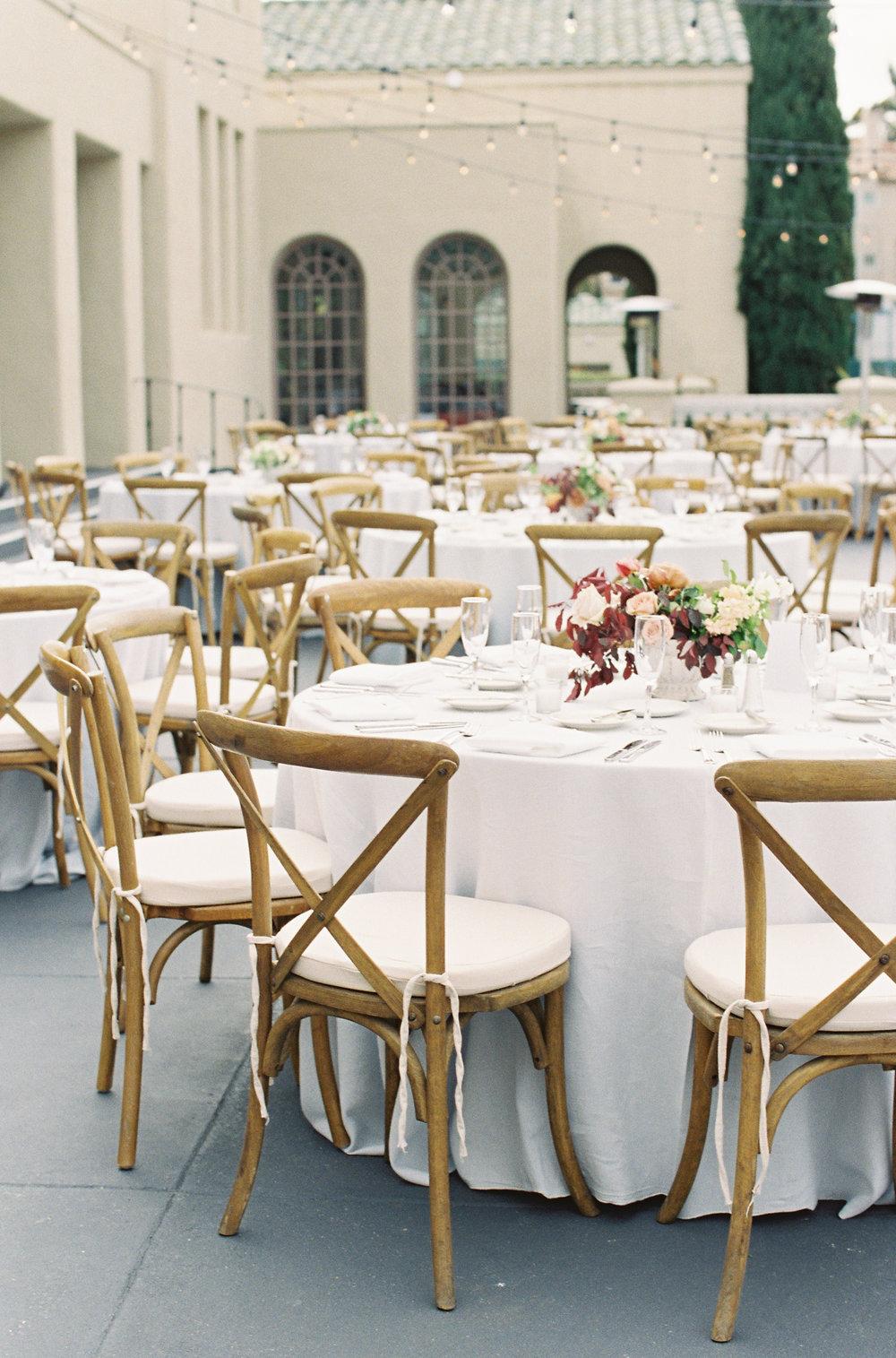Wedding Reception Round Table Centerpieces Spring Flowers Garden Roses Finding Flora Sara Weir