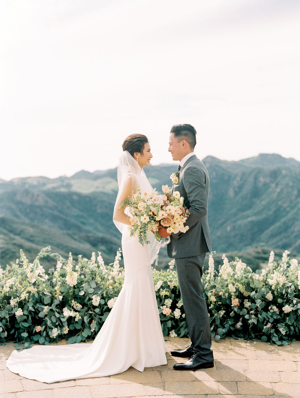 Beautiful Wedding Flowers by Finding Flora