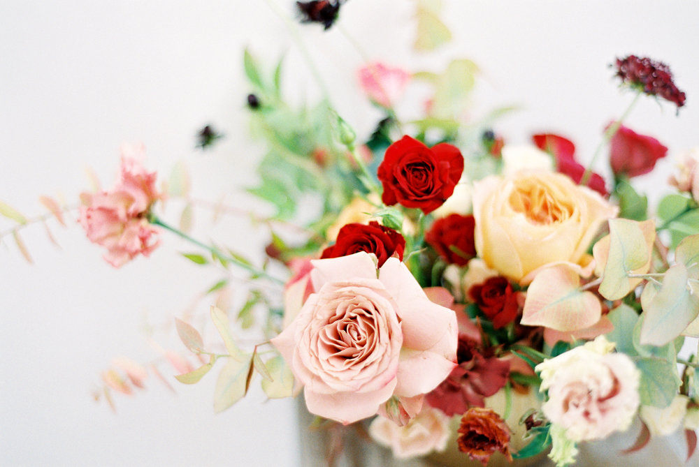 Luxurious fine art florals by Finding Flora