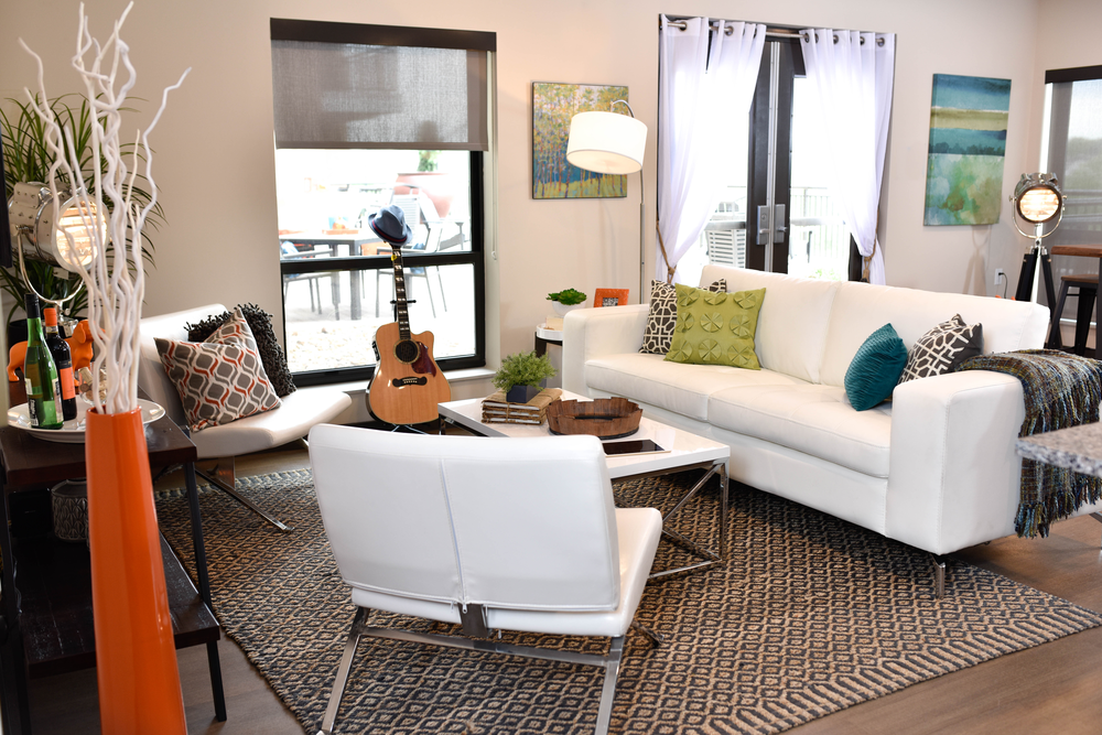 Make it Yours - When it comes to making a home your home, we believe in options. We have a variety of floor plans to choose from so that you can make the space your own. Start unpacking and get settled in — we've been waiting for you.