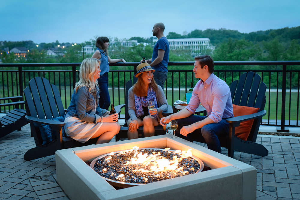 More Ways to Live at Bridge Park -
