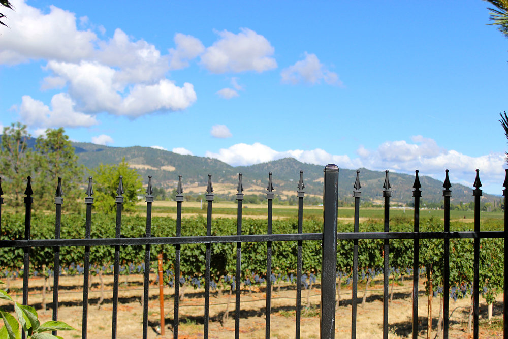 FENCES WINERY
