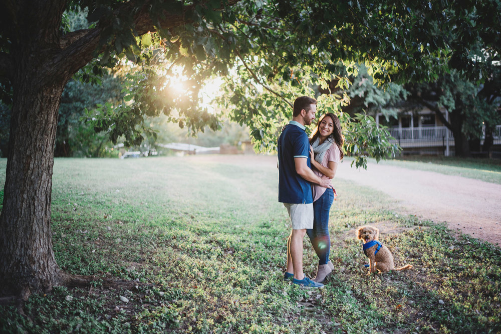 Austin Wedding Photographer ATX Engagement Session at Townlake01.jpg