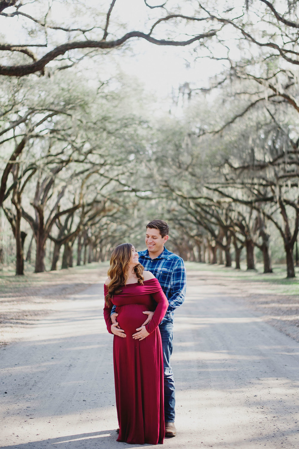 Destination Photographer Maternity Session Wormsloe Park Savannah GA Photography066.jpg