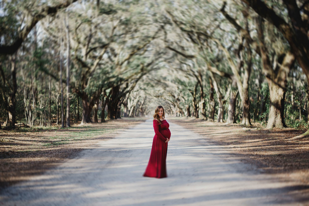 Destination Photographer Maternity Session Wormsloe Park Savannah GA Photography079.jpg