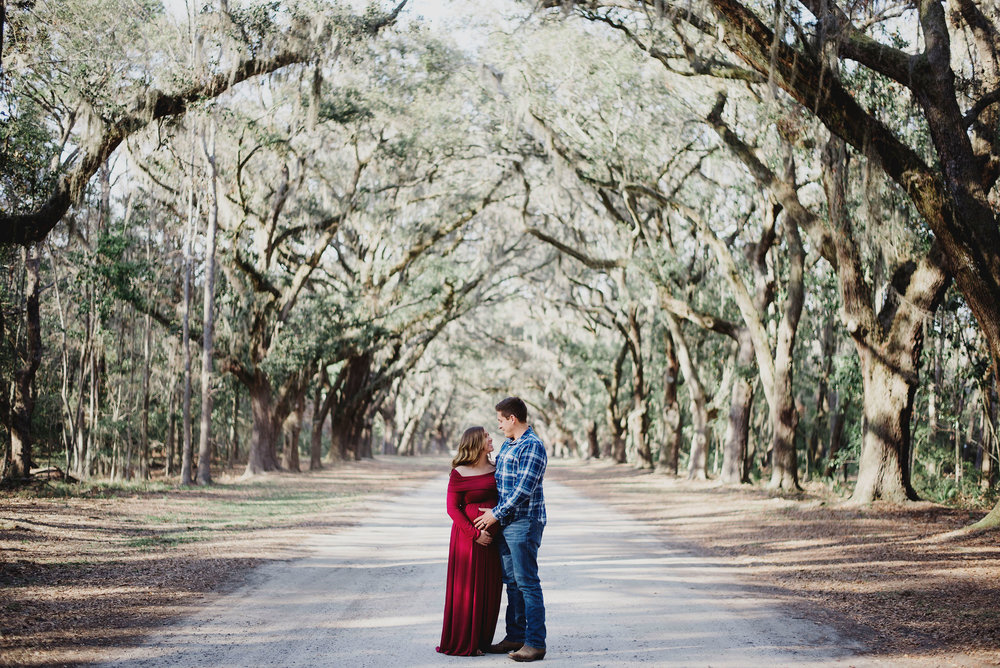 Destination Photographer Maternity Session Wormsloe Park Savannah GA Photography078.jpg