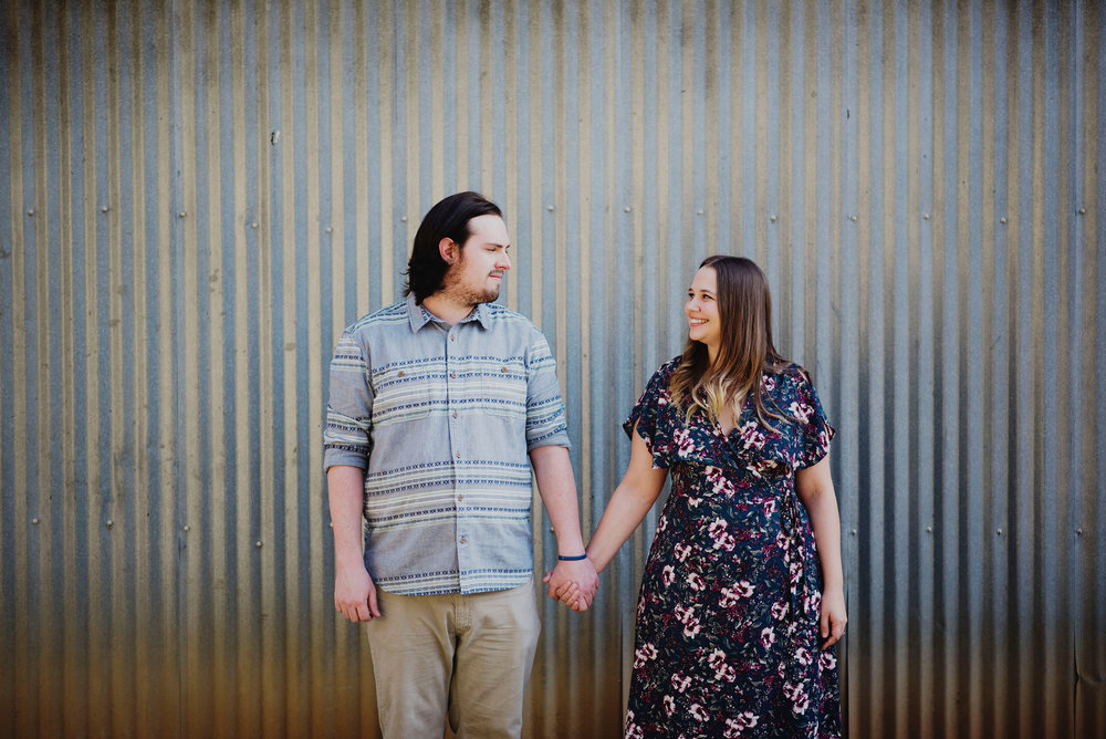 Austin Engagement Photographer Driftwood TX Natural Trendy Couple Engaged     005.jpg