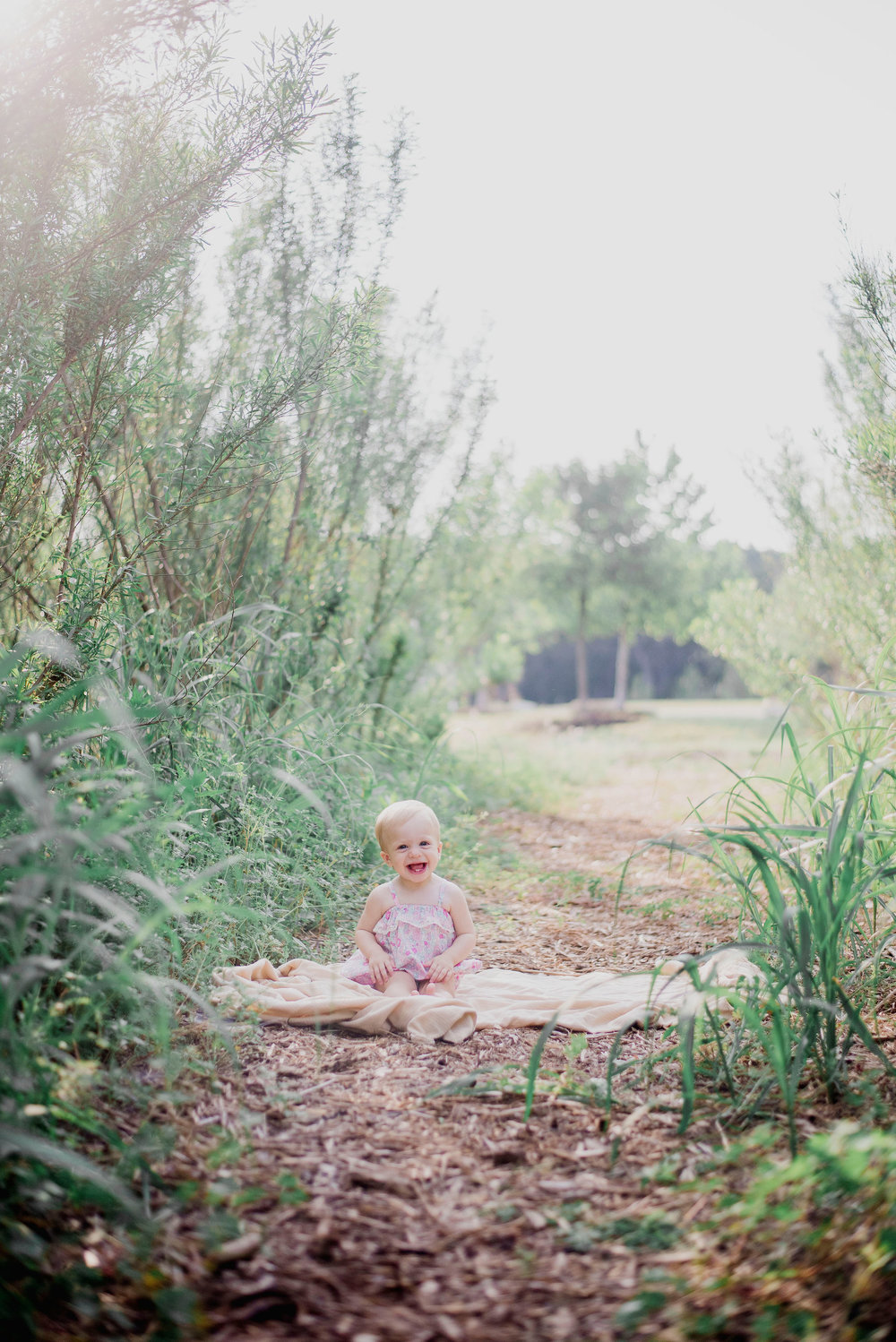 Austin Portrait Photographer First Birthday Session Texas Wildflowers Bluebonnets013.jpg