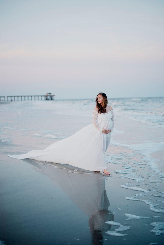 Austin Maternity Photographer Tybee Beach Savannah GA Destination Glamour Whimsical023.jpg