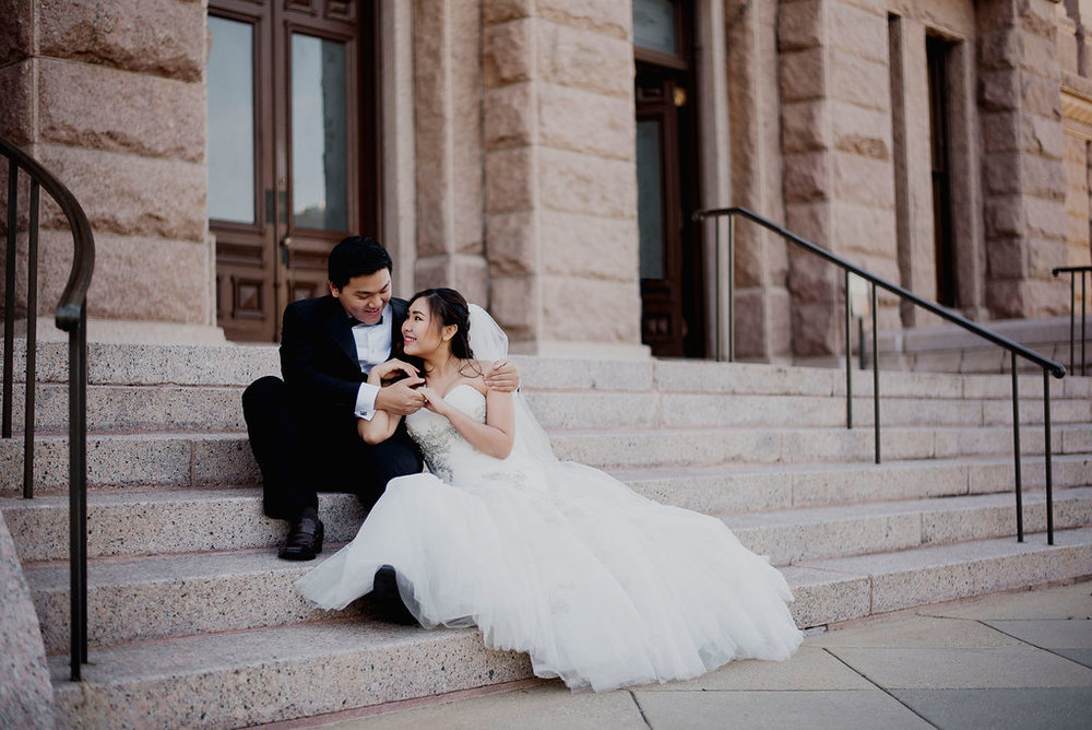 Austin Pre Wedding Portraits Photographer Texas State Capitol Zilker Botanical Gardens EffJay Photography023.jpg