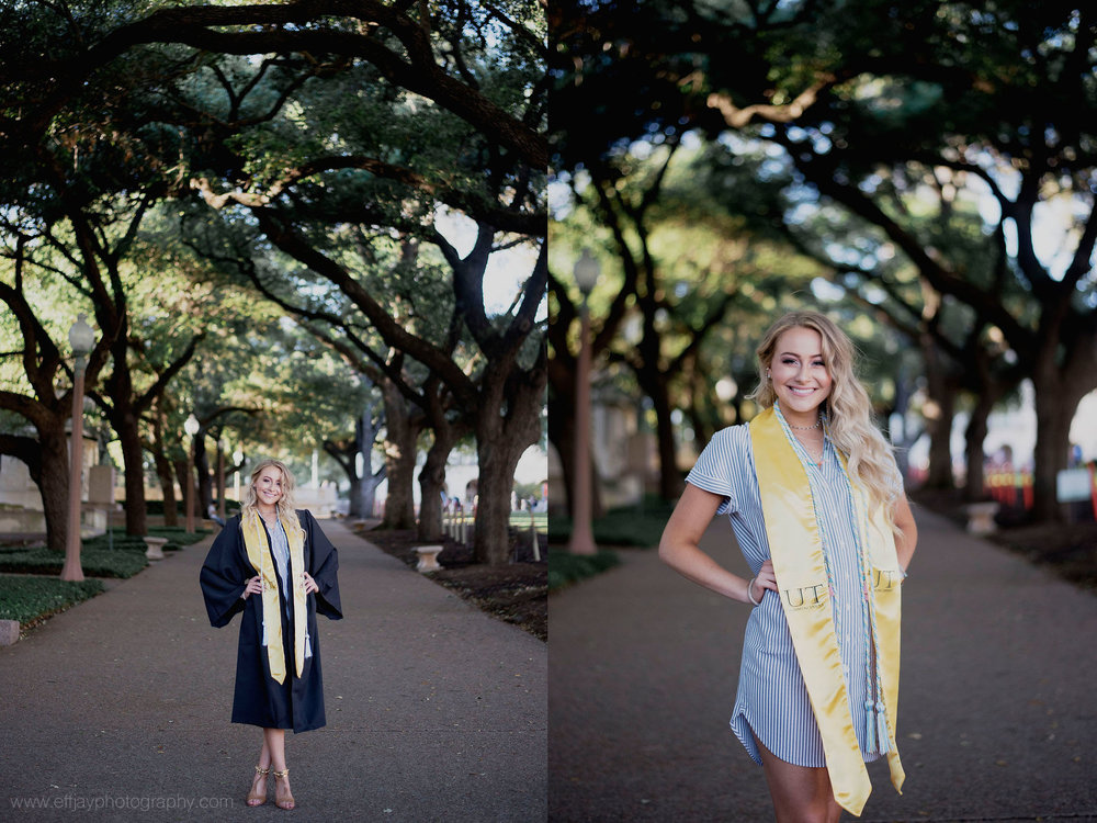 University of Austin Graduate Photos Austin Senior Photographer on campus021 copy.jpg