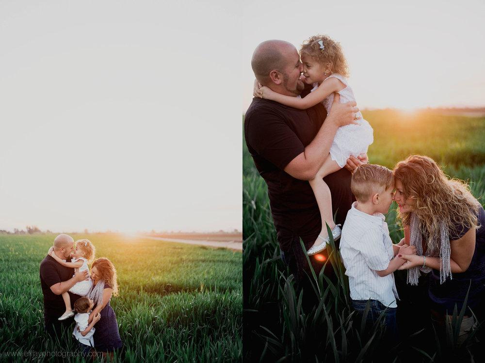 Austin Family Photographer Destination Arizona field sunrise session003.jpg