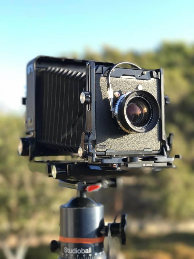 4x5 Field Camera