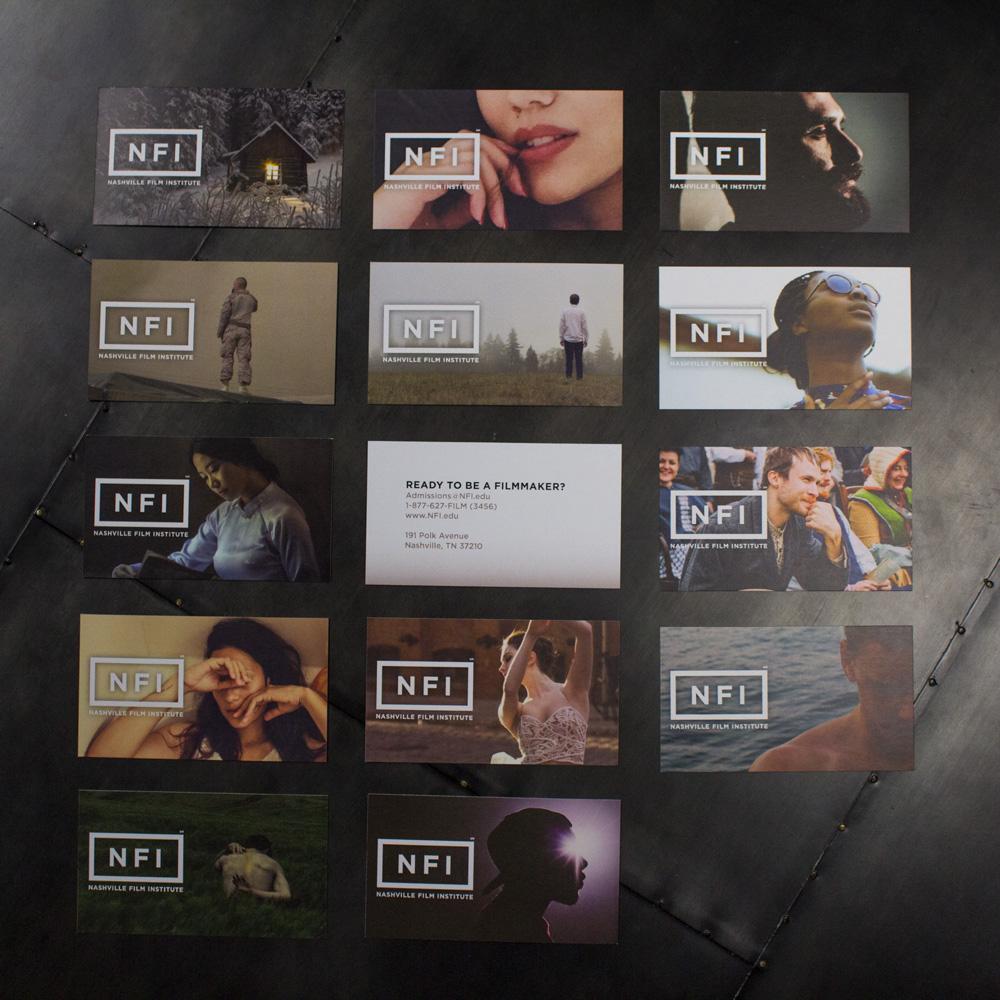 Ready to be a filmmaker campaign nashville studio marketing nfi business cards 3g colourmoves