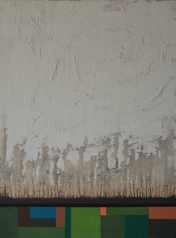 "40x30""  Acrylic on canvas  Original $400.00"