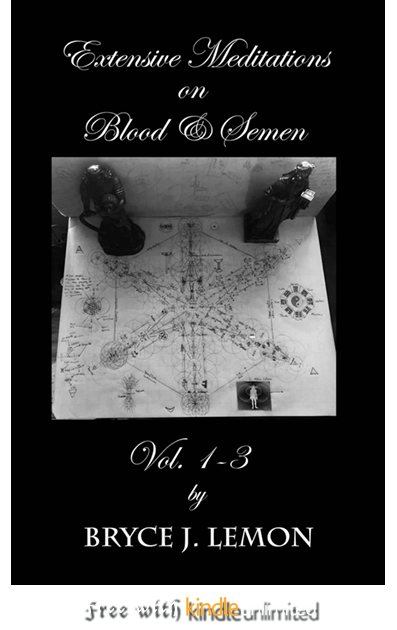 Extensive Meditations on Blood and Semen Vol. 1-3   $ 31.13