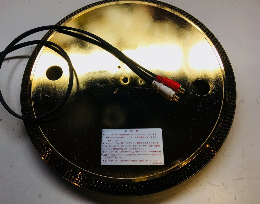 EXPRESS RCA - We are pleased to now offer express RCA swaps for a special price. If you're playing tonight and can't wait, we'll drop what we're doing and bless your deck with Mogami Gold RCAs in a hurry. Ground wire included, or internally grounded--your pick.