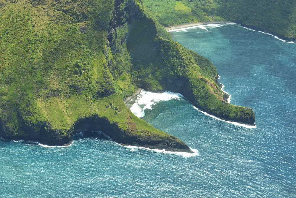 The Aerial Splendor of Moloka'i - A look into the breathtaking views and spectacular experience of Mokulele Airlines Air Tours