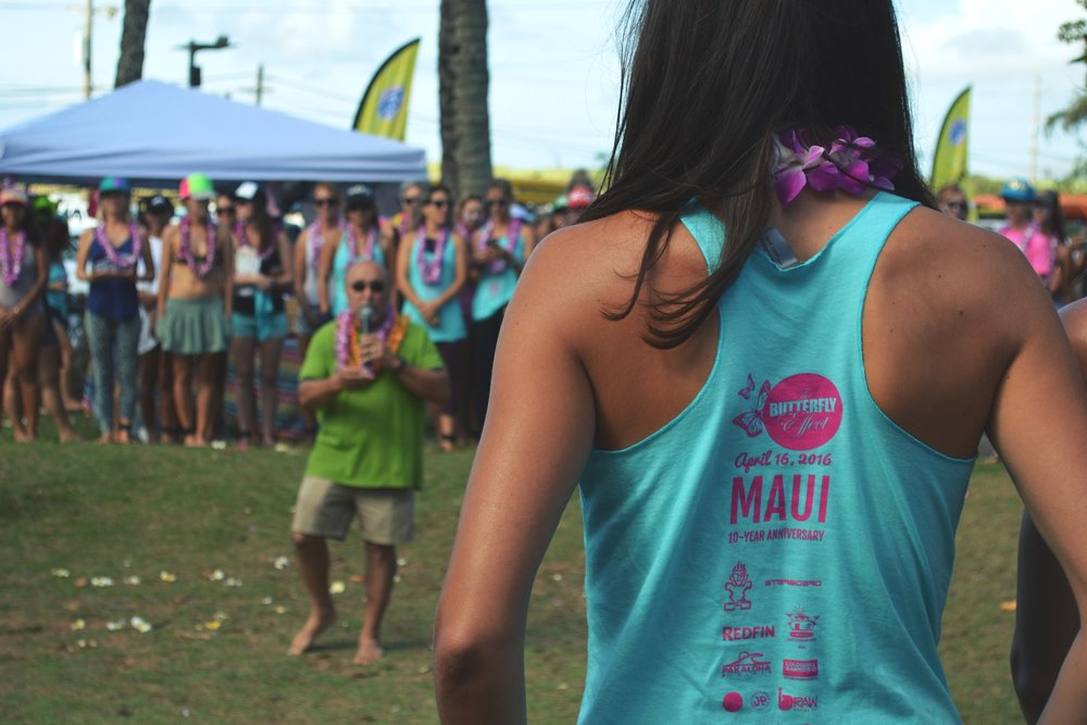 Sponsors Catch the Green Wave - A behind the scenes look at some of the sponsors of The Butterfly Effect's 2016 Maui event