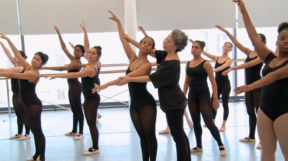 Students learn more than movement when studying dance, as evidenced through the documentary PS Dance!