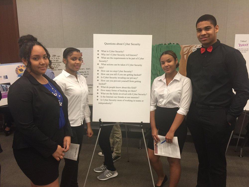 Manhattan Bridges High School CTE Representatives.jpg