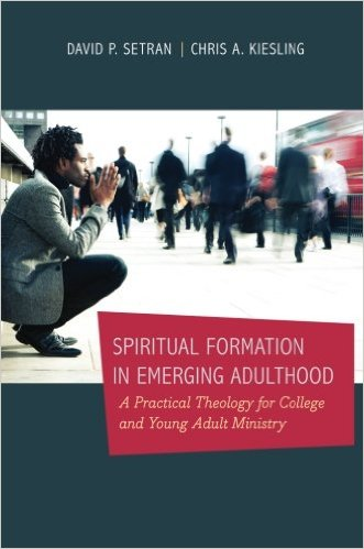 TOPIC: SPIRITUAL FORMATION