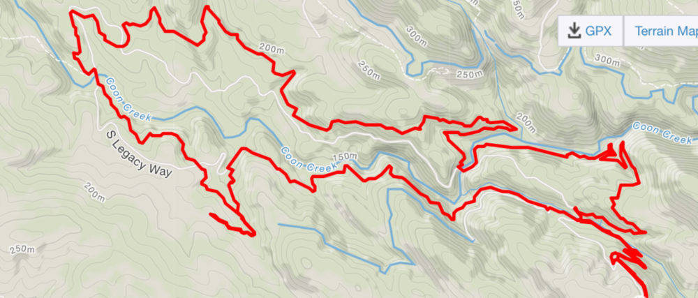 APPROXIMATE 20K MAP