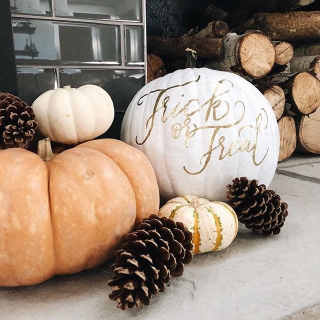 Happy Halloween! 🍁👻🍂🎃✨