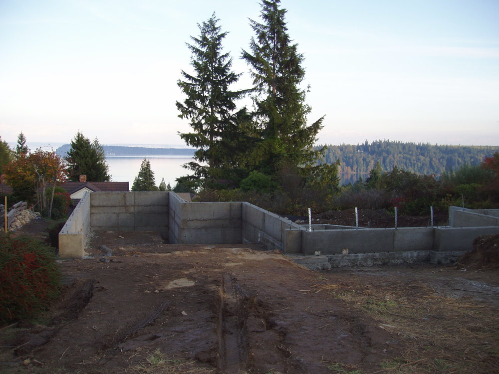 Port LudlowHouseConstruction3.JPG