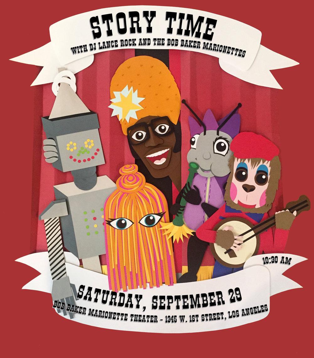 Poster Art: Missy Steele