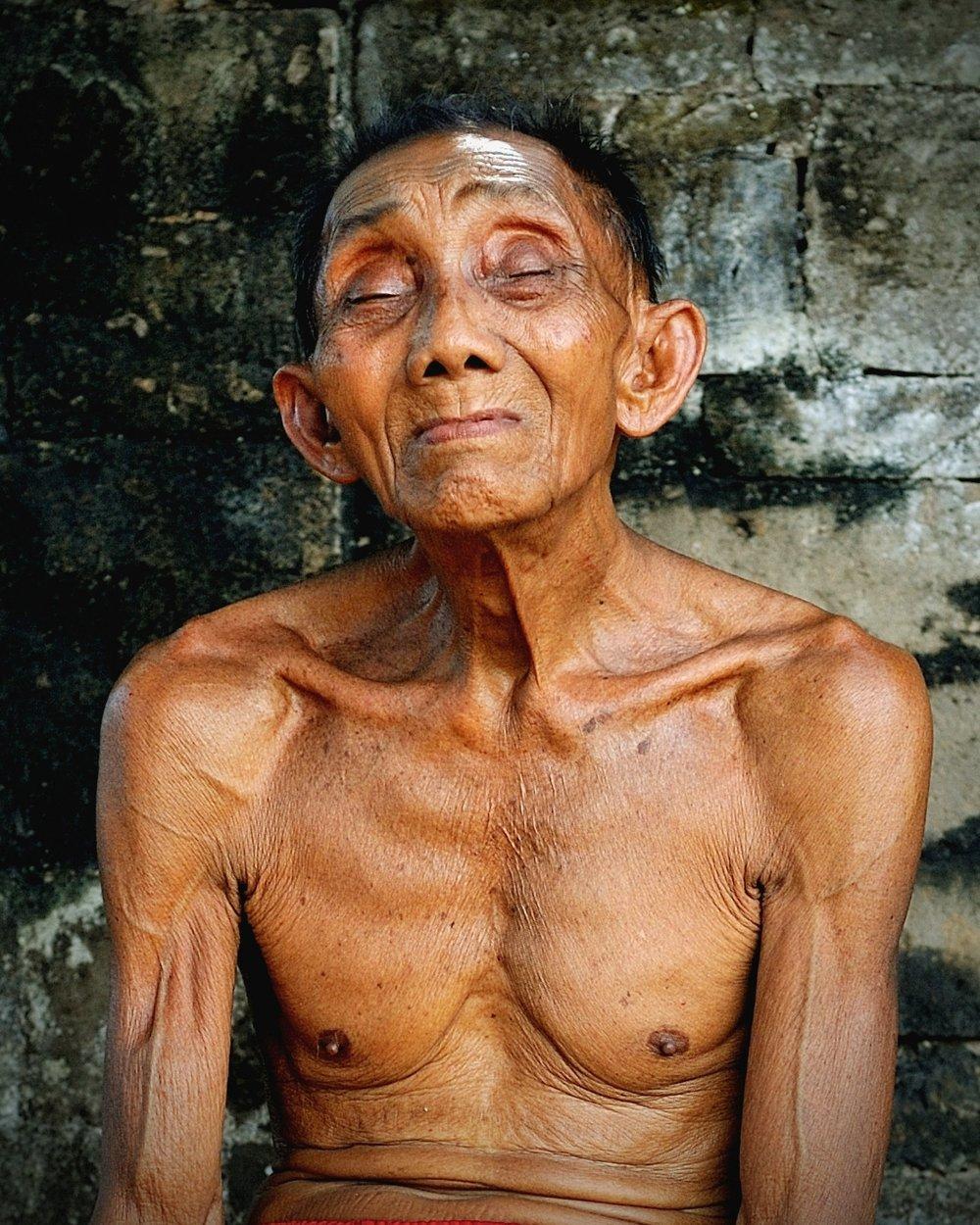 Village Elder, Bali
