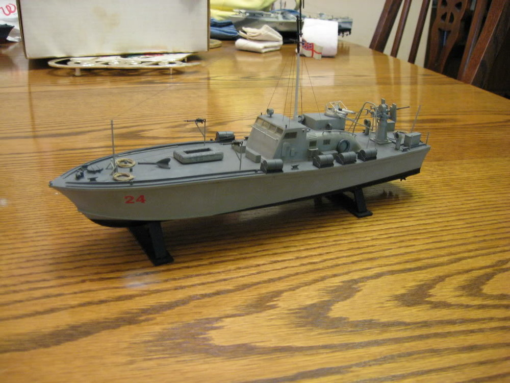 British Power Boat 63 Ft 1/72 scale MASB-24