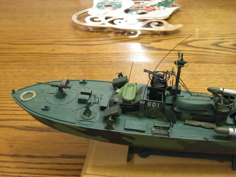 80 Foot Elco PT Boat 1/72nd scale - Late. Photo 2 of 2.