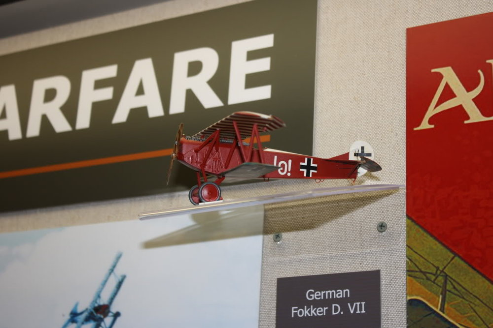 Fokker DVII 1/48 scale. Photo 1 of 2.