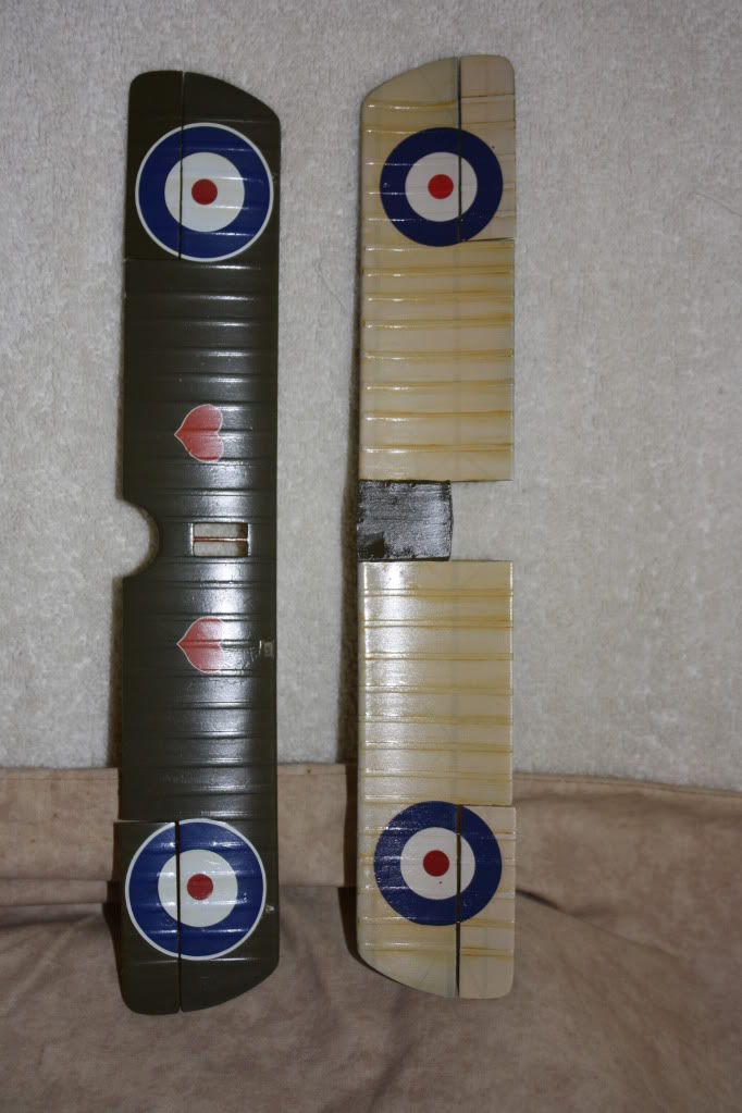 Sopwith Camel in-progress 1/32nd scale. Photo 2 of 3.