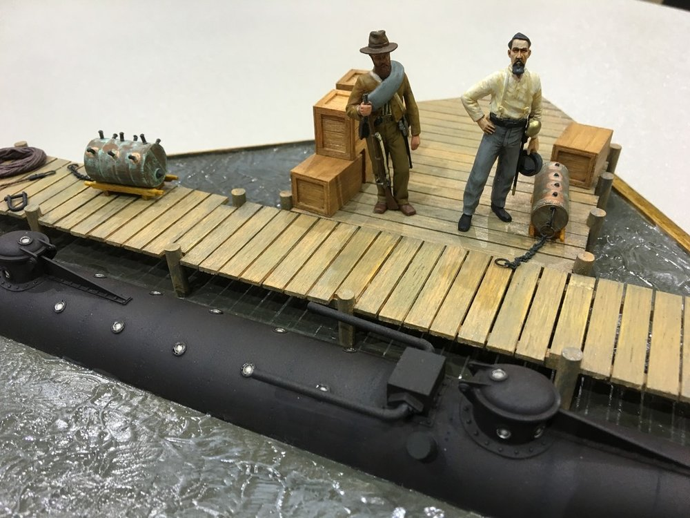 Confederate Fishboat. Photo 3 of 4.