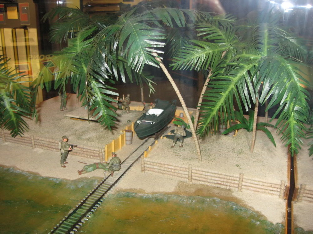 Sinyo Nest Diorama 1/35thscale. Photo 1 of 3.