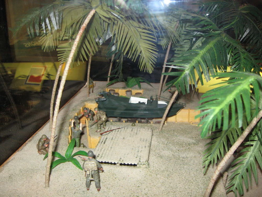Sinyo Nest Diorama 1/35thscale. Photo 2 of 3.