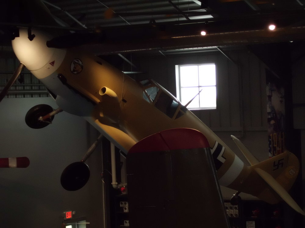 Bf 109 Ceiling Hanger. Photo 3 of 3.