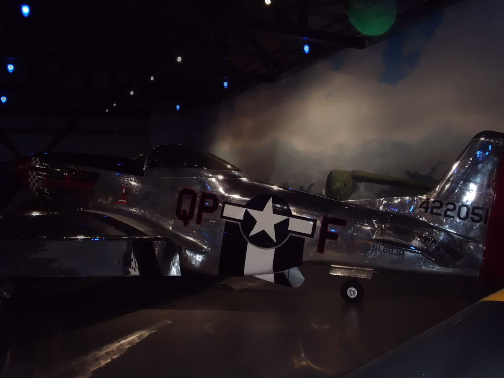 "P-51D ""Sweet Revenge"". Photo 2 of 2."